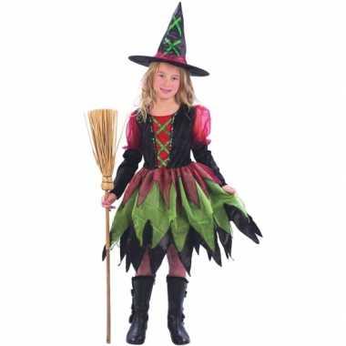 Heksen verkleedkleding voor meisjes