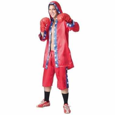 Heren verkleedkleding bokser