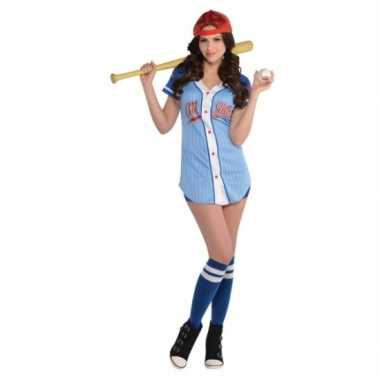 Honkballer verkleedkleding voor dames