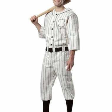 Honkballer verkleedkleding voor heren