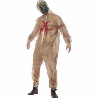 Horror biohazard zombie verkleedkleding