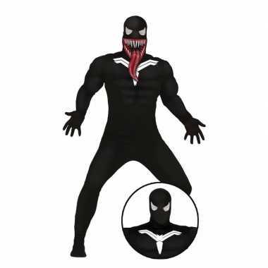 Horror donkere superheld verkleedkleding