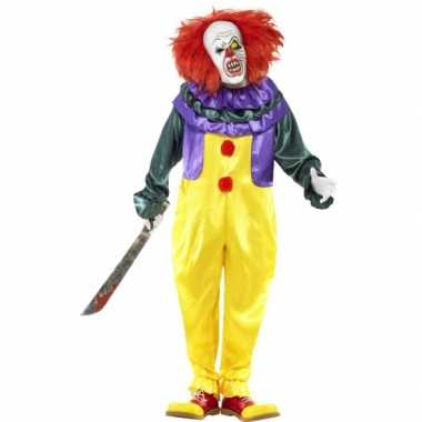 Horror it clown verkleedkleding