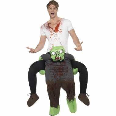 Instapverkleedkleding zombie voor volwassenen