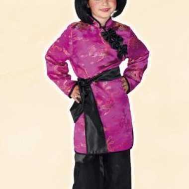 Japanse geisha meisjes verkleedkleding