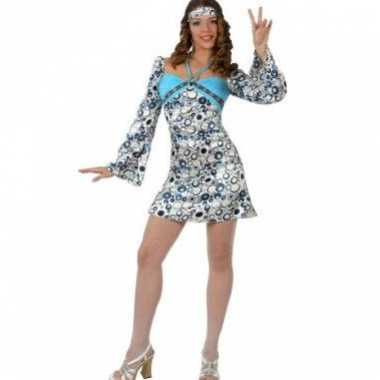 Jaren 60 verkleedkleding voor vrouwen