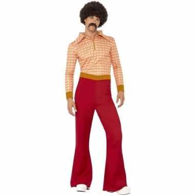 Jaren 70 seventies verkleedkleding voor heren