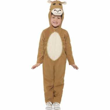 Kameel verkleedkleding voor kinderen