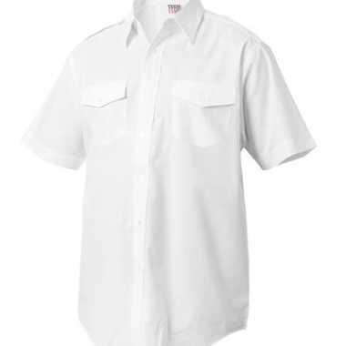 Kapitein verkleedkleding overhemd km