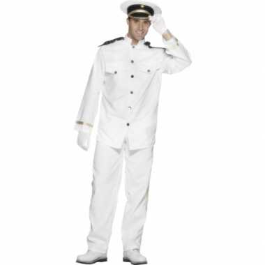 Kapiteins verkleedkleding voor heren