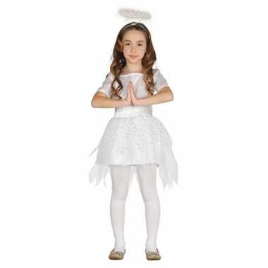 Kerst engel raziel verkleed verkleedkleding/jurk voor meisjes
