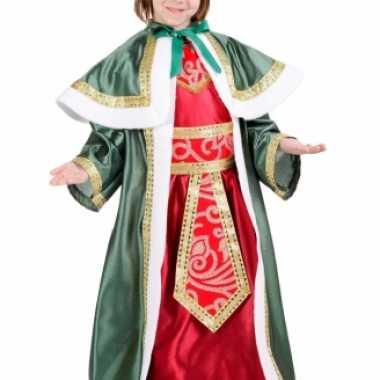 Kerst verkleedkleding de drie wijzen uit het oosten