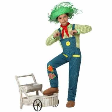 Kinder verkleedkleding boeren jongen