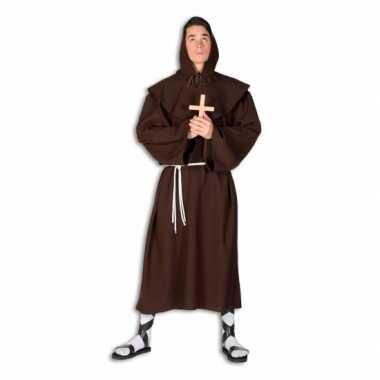 Klooster verkleedkleding voor volwassenen