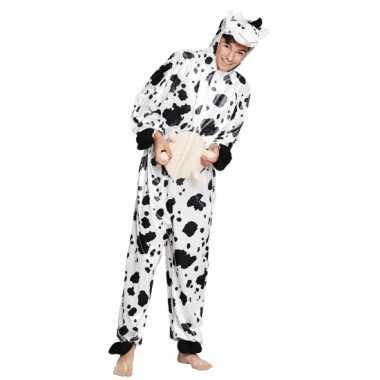 Koeien dieren verkleed verkleedkleding voor kinderen