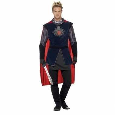 Koning arthur ridder verkleedkleding voor heren