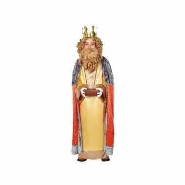 Koning casper verkleedkleding kinderen