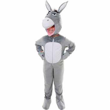 Luxe ezel verkleedkleding voor kinderen