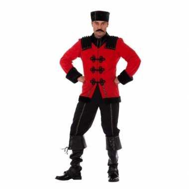 Luxe russisch verkleedkleding voor heren