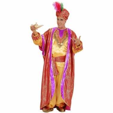 Luxe sultan verkleedkleding voor heren