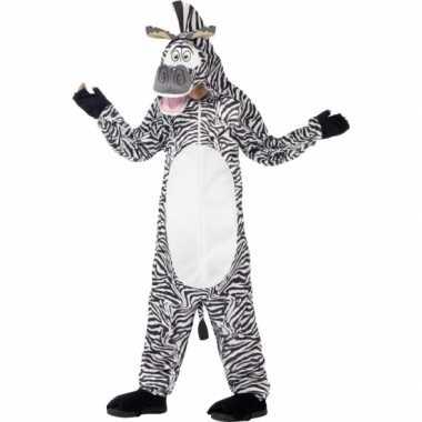 Marty de zebra verkleedkleding voor kinderen
