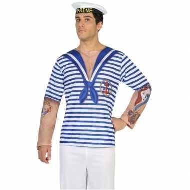 Matroos verkleedkleding voor heren