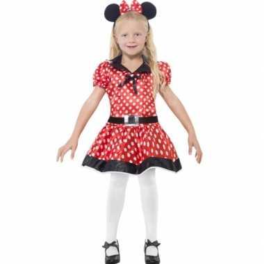 Meisjes meisjes muis verkleedkleding