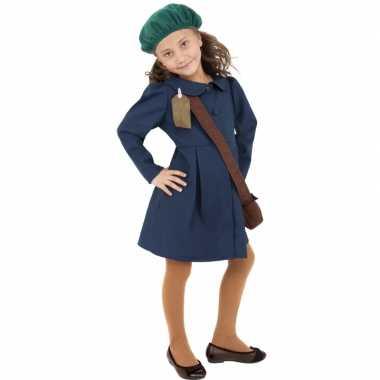 Meisjes schoolverkleedkleding