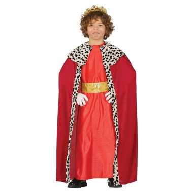 Melchior drie koningen/wijzen kerst verkleed verkleedkleding