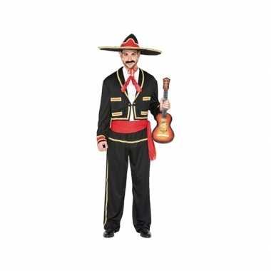 Mexicaans verkleedkleding voor heren