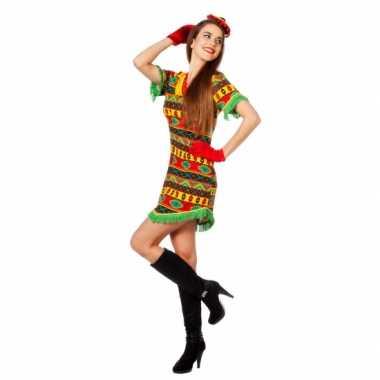 Mexicaanse verkleedkleding voor dames