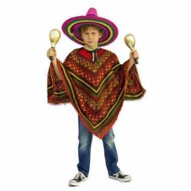 Mexicaanse verkleedkleding voor kinderen