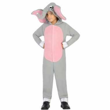 Olifant topsy verkleedkleding voor kinderen