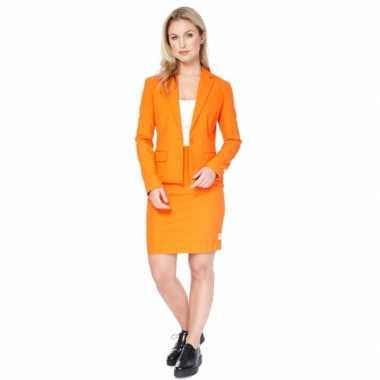 Oranje dames verkleedkleding