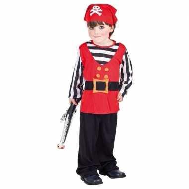 Peuter piraten verkleedkleding