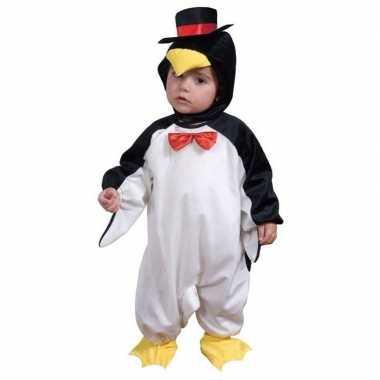 Pinguin verkleedkleding voor peuters