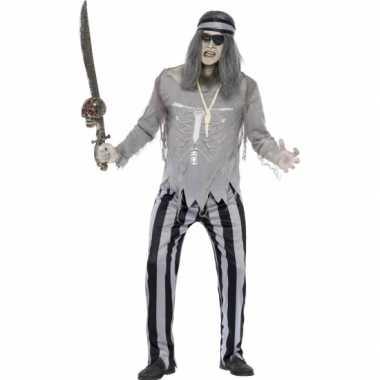 Piraat geest verkleedkleding voor heren
