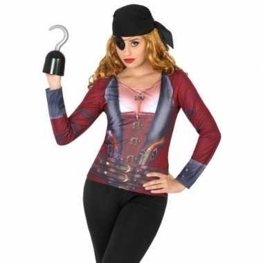 Piraat verkleedkleding voor dames