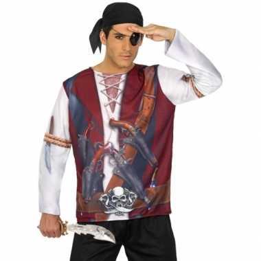 Piraat verkleedkleding voor heren