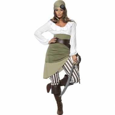 Piraten verkleedkleding voor dames