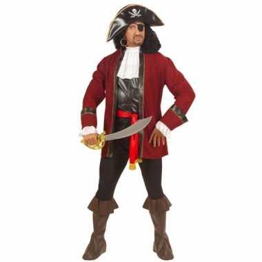 Piraten verkleedkleding voor heren