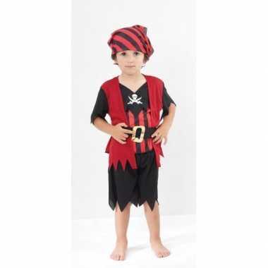 Piraten verkleedkleding voor kinderen