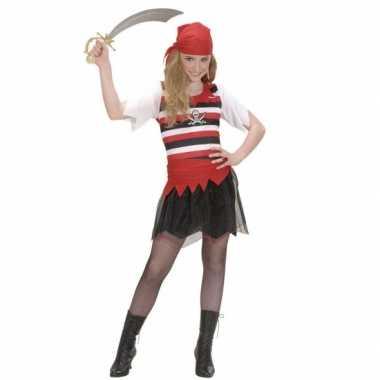 Piraten verkleedkleding voor meisjes