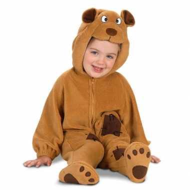Pluche beren verkleedkleding voor babys