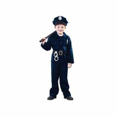 Politie agent verkleedkleding voor kinderen