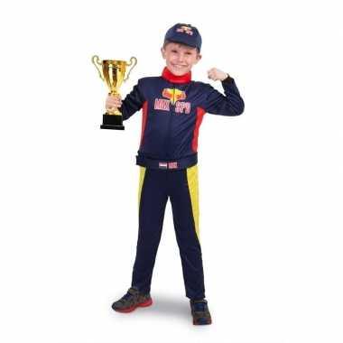 Race/formule 1 verkleedkleding voor jongens