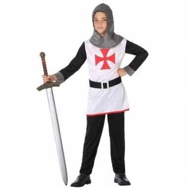 Ridder pak/verkleed verkleedkleding voor jongens