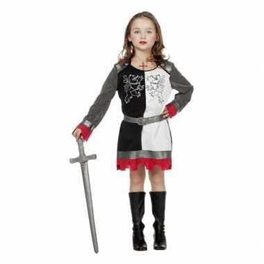 Riddertijd verkleedkleding voor meiden