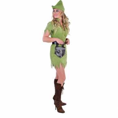 Robin hood verkleedkleding voor vrouwen