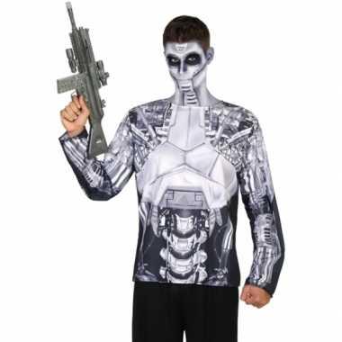 Robot verkleedkleding voor heren